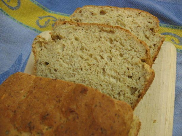 gluten free multigrain miracle bread recipe