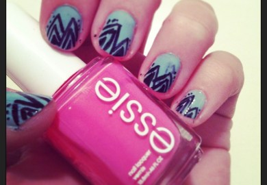 Images About Nail Art With Sharpie On Pinterest