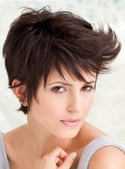 hot short hairstyles 2013