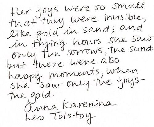 Anna Karenina Leo Tolstoy Quotes. QuotesGram