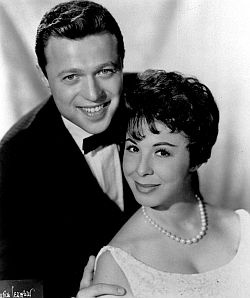 Steve Lawrence and Edie Gorme