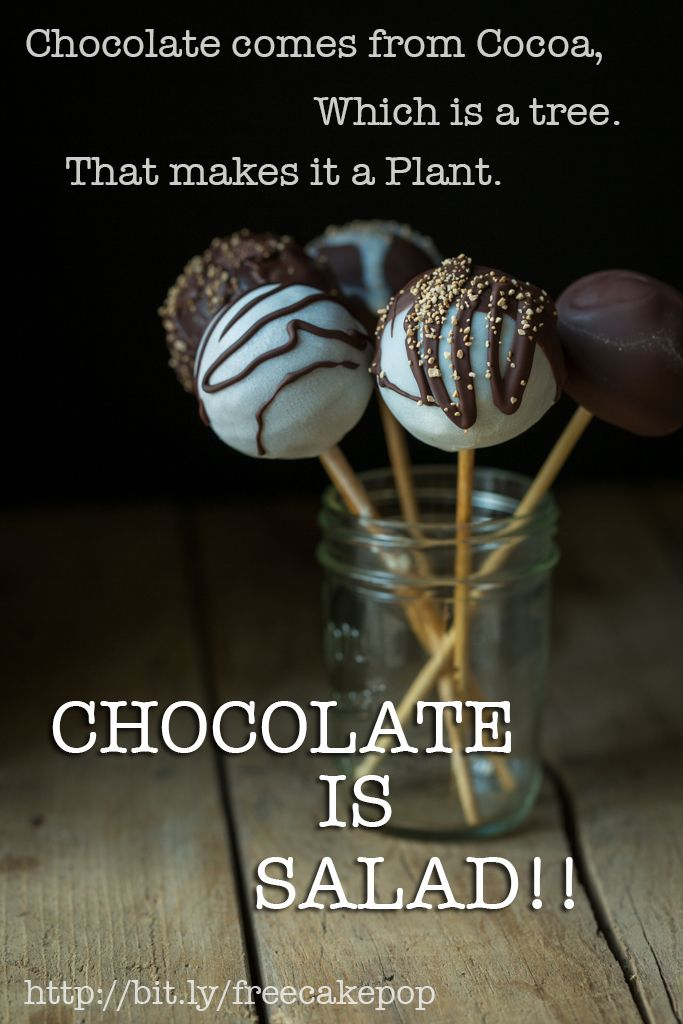 This is so true.  Chocolate for every meal #funny