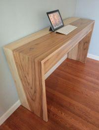 Modern Wood Office Desks Picture