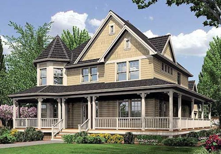 Barn Style House Plans With Wrap Around Porch