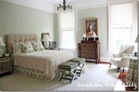 master bedroom - furniture placement | Home decor | Pinterest