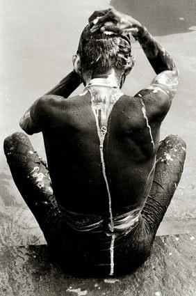Pilgrim Varanasi, India 1997
