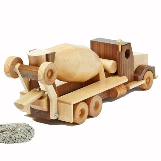 Plans for Making Wooden Toys
