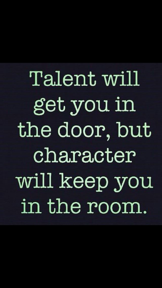 Character, conviction, determination, ambition, motivation, drive, confidence, passion, love, support, show