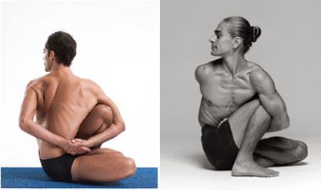 marichyasana d  my obstacle and my clearance  danyogafit