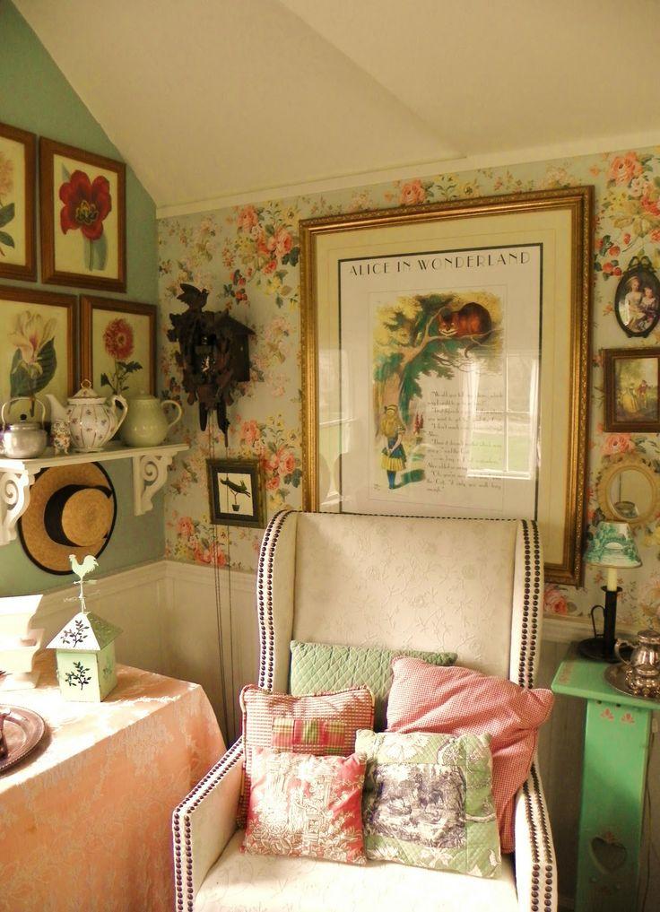Love it  English Cottage Style  Pinterest