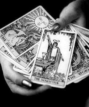 Tarot read