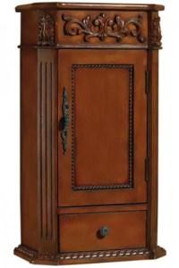 cherry bathroom wall cabinet | Home Decor | Pinterest