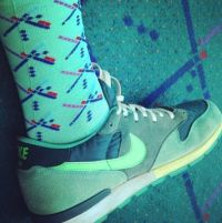 PDX carpet and socks | Portland Airport (PDX) Carpet ...