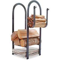 Storage Racks: Indoor Wood Storage Racks