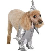 Wizard of Oz Tin Man Dog Costume | Dog clothing and dogs ...