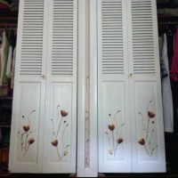 Closet Doors: Closet Door Decals