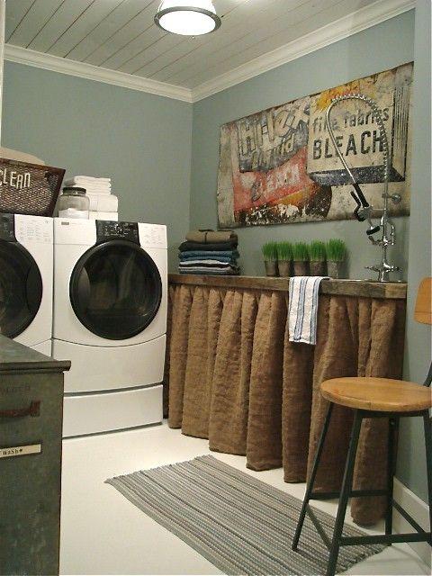 Laundry room Laundry room Laundry room #LGatBBC