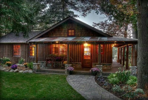pin galina powers log cabin