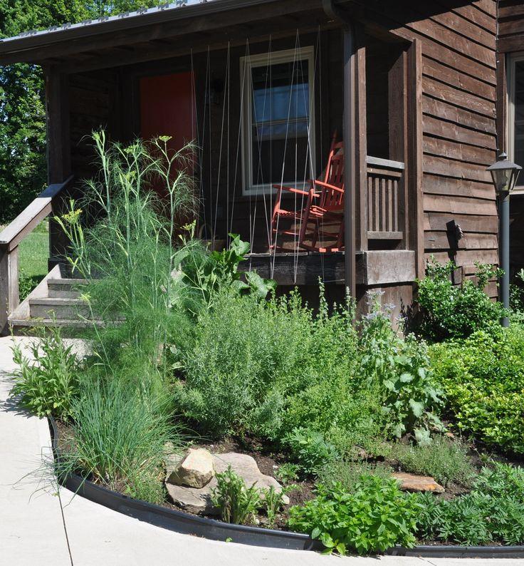Kitchen Herb Garden  Herb Gardening  Pinterest