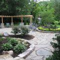 Backyard hills landscaping ideas found on treasured earth com