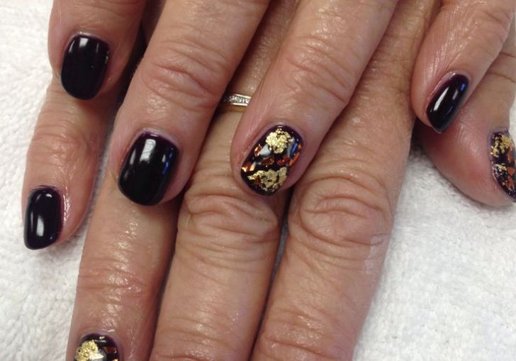 Fall Colors For Nails