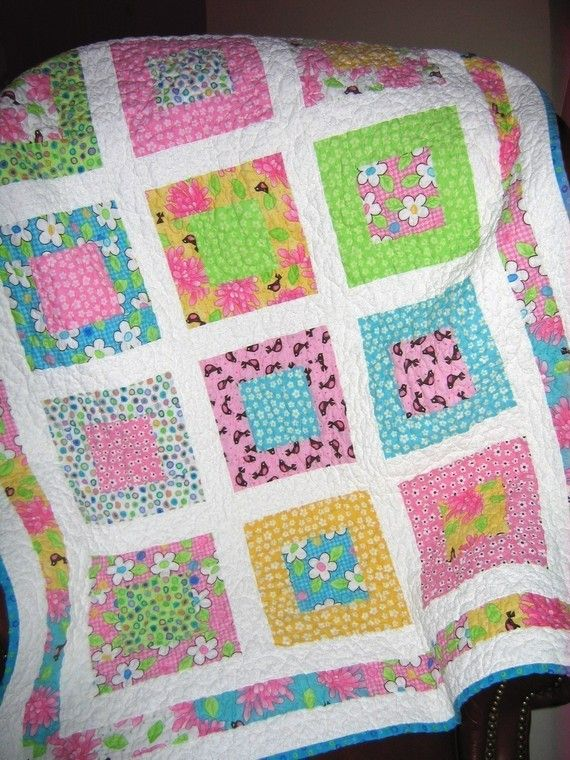 Baby Cakes Quilt Pattern