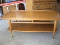 MAPLE COFFEE TABLE - $75 | Craigslist | Pinterest