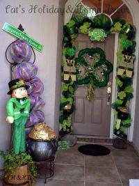 St. Patrick's Day Door Decorations | Shut the Front Door ...