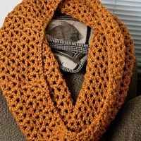 Crochet Easy Scarf Tutorial ~ Dancox for