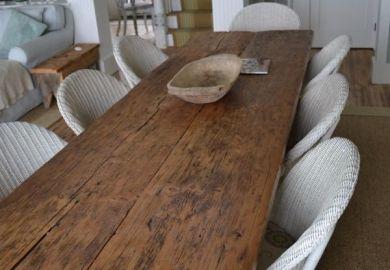 Ideas About Farmhouse Table On Pinterest Farmhouse