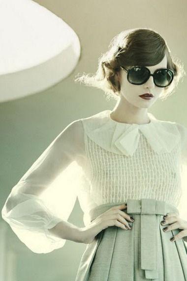 Ladylike outfit Live a luscious life with LUSCIOUS: www.myLusciousLife.com