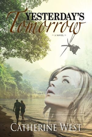 Meet the author of Yesterday's Tomorrow, Catherine West. #interview #Christianfiction #VietnamWar