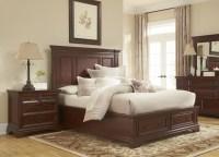 Turner, Bedrooms