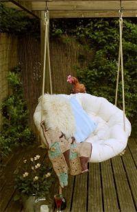 Papasan chair | Great Outdoors | Pinterest