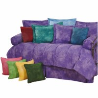 Caribbean Cooler Rain Forest Daybed Cover Set | Bed ...