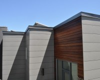 modern wood siding | New IndustriaLoft - former glass ...