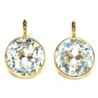 Swarovski | Bella Earrings | I accessorize my life | Pinterest