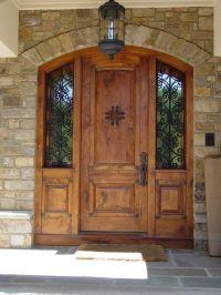 Custom Made Front Entry Door | Sedona Home 2020 Goal ...