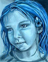 Monochromatic Drawing | www.imgkid.com - The Image Kid Has It!