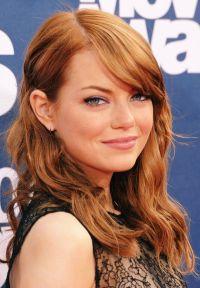 emma stone hair color | Hair | Pinterest