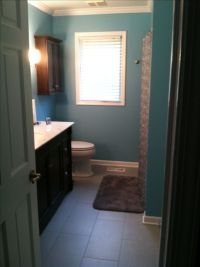 DIY bathroom remodel | Bathroom | Pinterest
