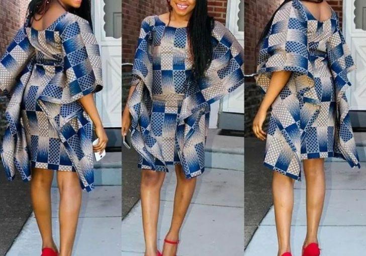 Bella Naija Ankara Dresses