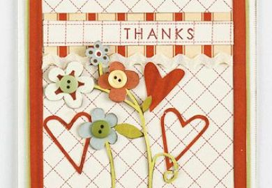 Cute Thank You Cards Better Homes Gardens