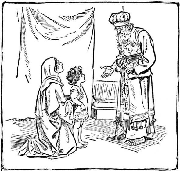 Gallery For > Samuel Bible Story Coloring Pages