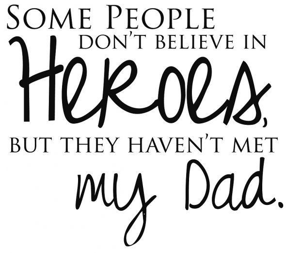 Superhero Dad Quotes. QuotesGram