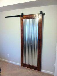 Sliding Barn Doors: Sliding Metal Barn Doors