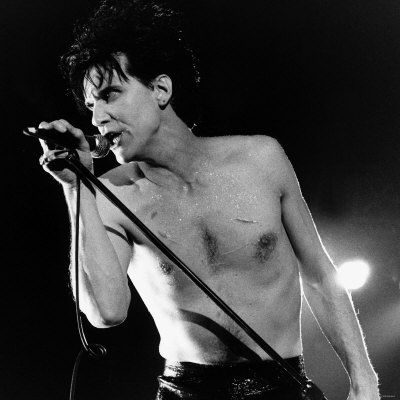 Lux Interior The Cramps  People I Admire  Pinterest