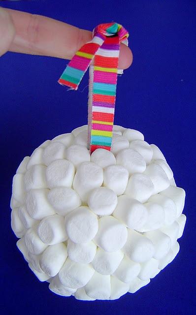 New Year's Marshmallow Ball