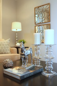 Coffee table arrangement | Awesome Accessories | Pinterest