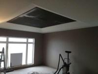 Trayed ceiling | New house Brandon Manitoba | Pinterest